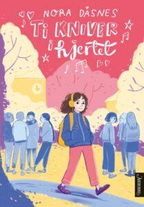 Bokforside: Nina Lykke: Full spredning